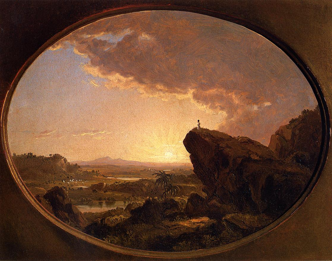 Moses Viewing the Promised Land 1846 | Frederic Edwin Church | Oil Painting