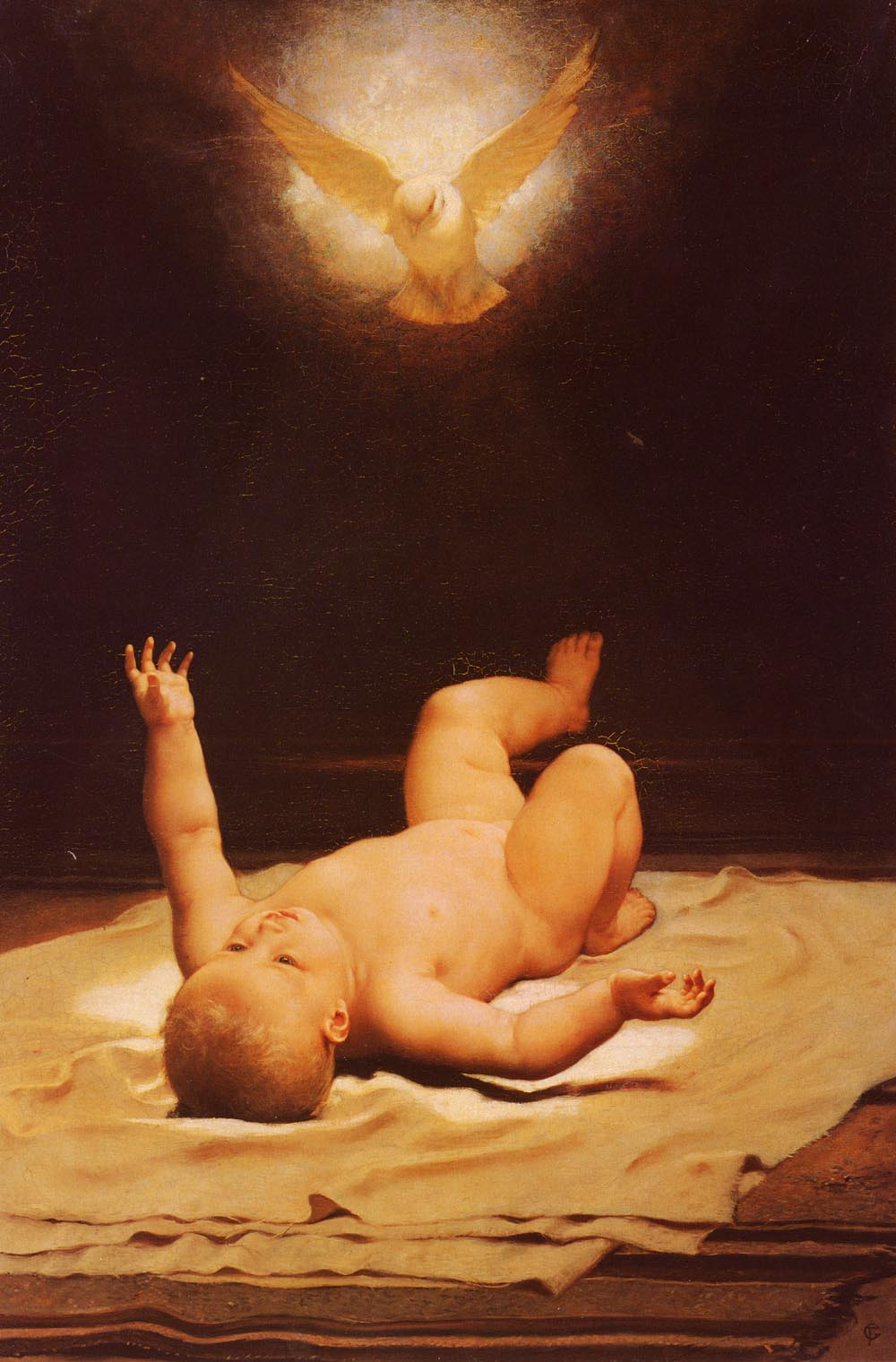Already He Knew God As His Father | Frederick Goodall | Oil Painting