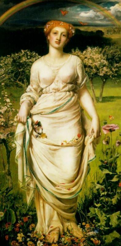 Sandys3 | Frederick Sandys | Oil Painting