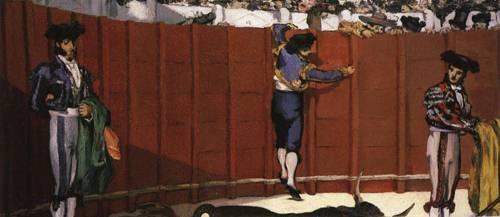 The Bullfight 1864 | Edouard Manet | Oil Painting