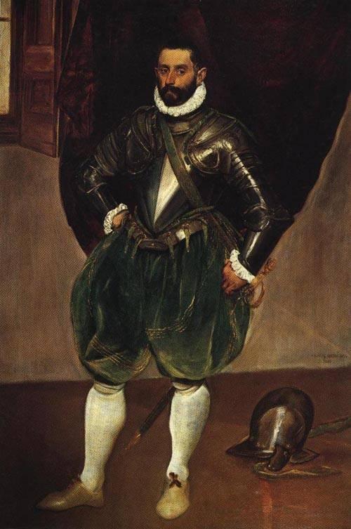 Vincenzo Anastagi 1571-1614 | El Greco | Oil Painting