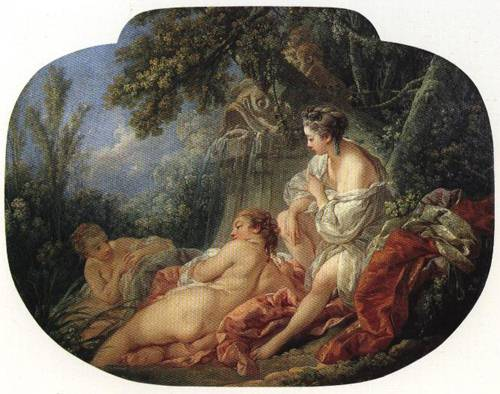 The Four Seasons Summer 1755 | Francois Boucher | Oil Painting