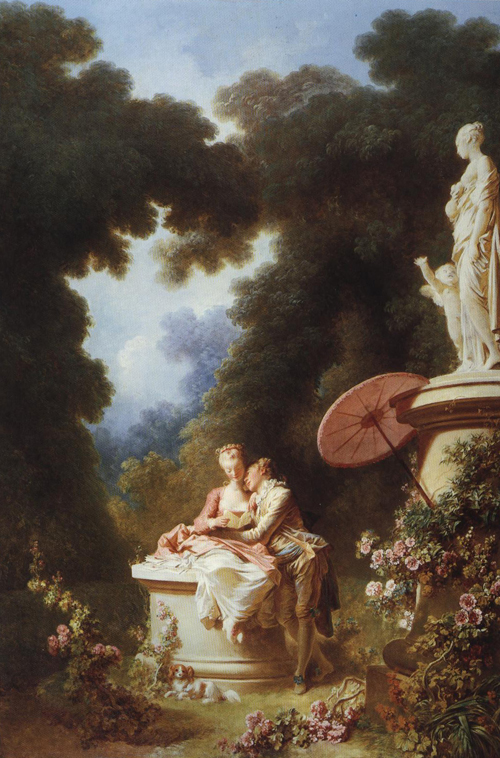 Love Letters | Francois Boucher | Oil Painting