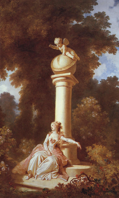 Reverie | Francois Boucher | Oil Painting
