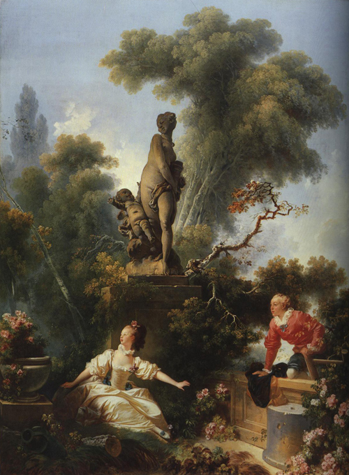 The Meeting | Francois Boucher | Oil Painting