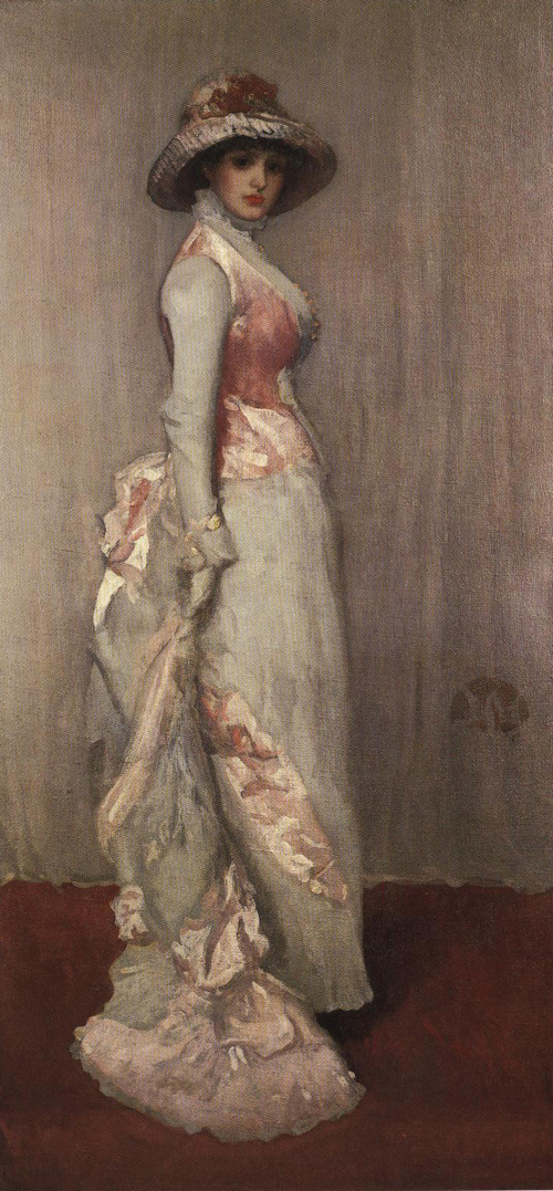 Lady Meux 1881 | James Abbott McNeill Whistler | Oil Painting