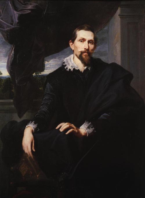 Frans Snyders 1620 | Sir Anthony Van Dyck | Oil Painting