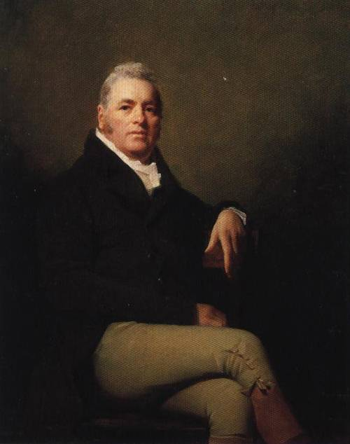Mrs. James Cruikshank 1805-1808   Sir Henry Raeburn   Oil Painting