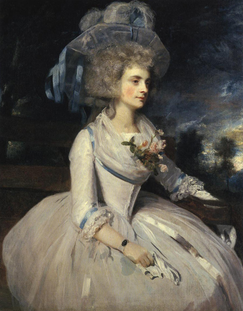 Lady Skipwith 1787 | Sir Joshua Reynolds | Oil Painting