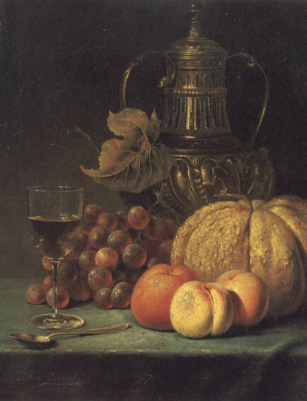 Still Life 2 | Gaston Derval | Oil Painting