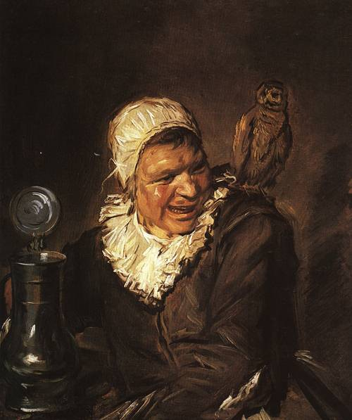Malle Babbe 1629 30 | Frans Hals | Oil Painting