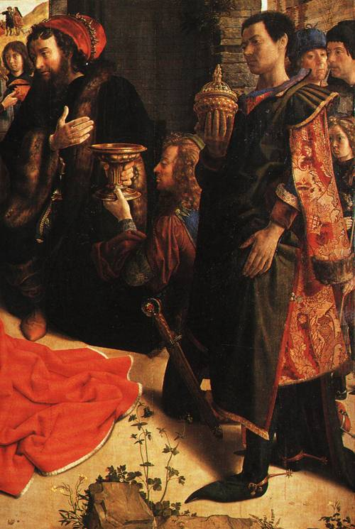 The Adoration of the Magi 1470 | Hugo van der Goes | Oil Painting