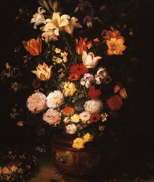 Bouquet of Flowers 1619 20 | Jan Brueghel | Oil Painting