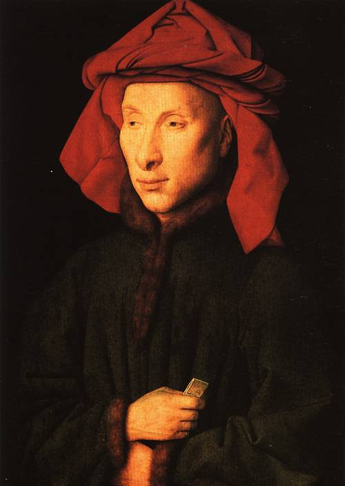 Portrait of Giovanni Arnolfini | Jan van Eyck | Oil Painting