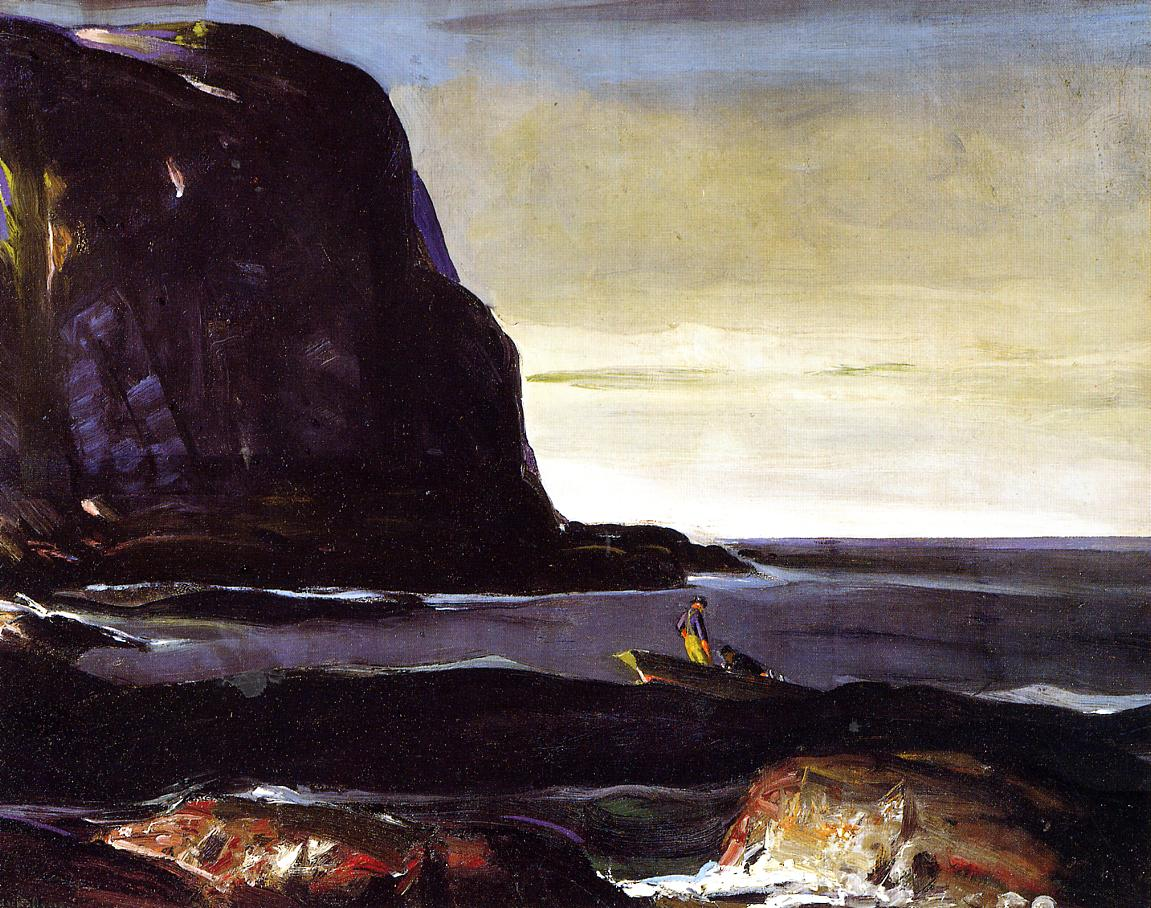 Evening Swell 1911 | George Bellows | Oil Painting