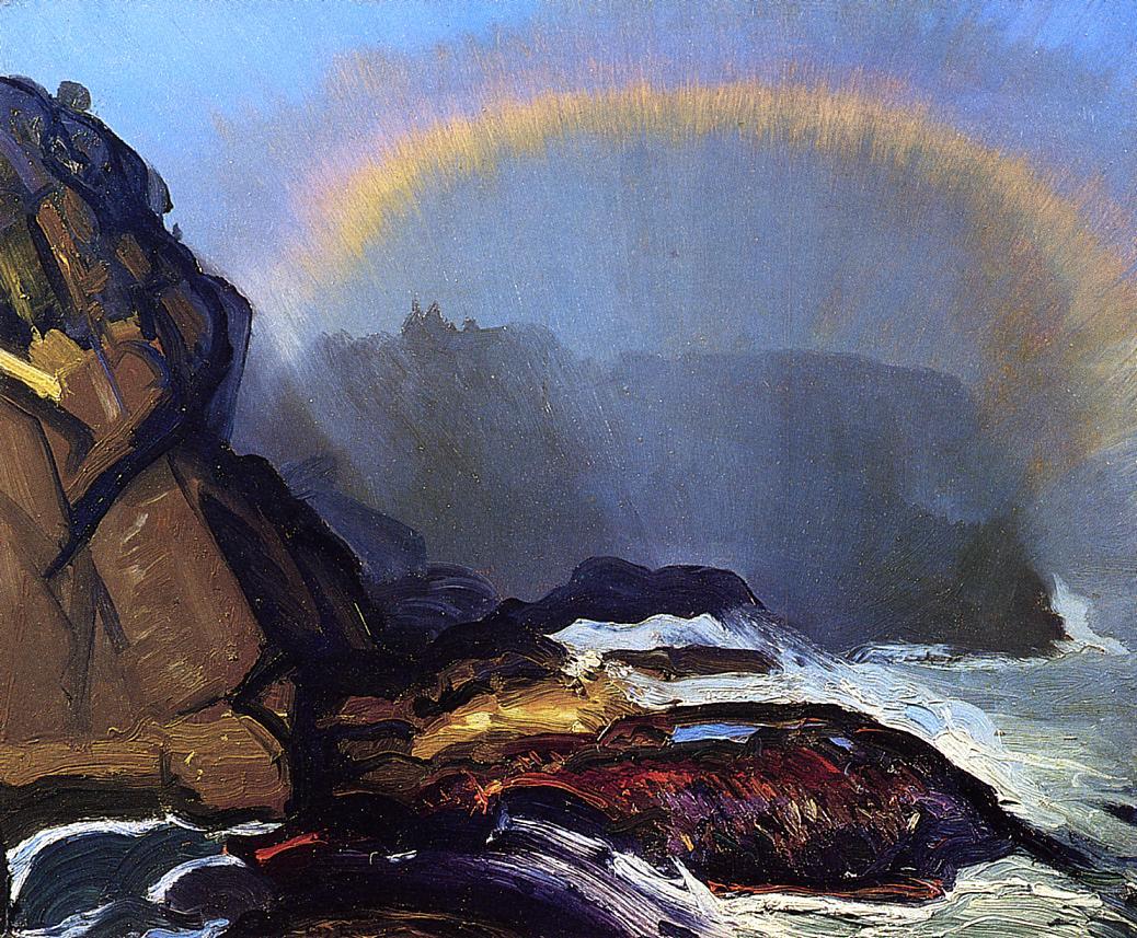 Fog Rainbow 1913 | George Bellows | Oil Painting