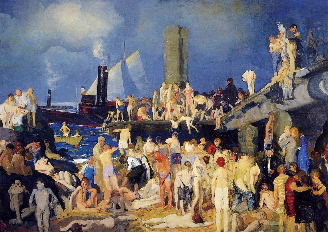 Riverfront No. 1 1915