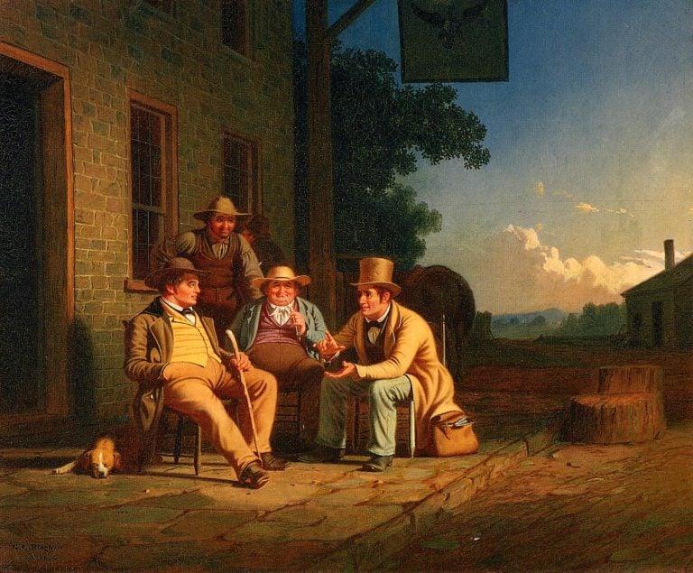 George Caleb Bingham,