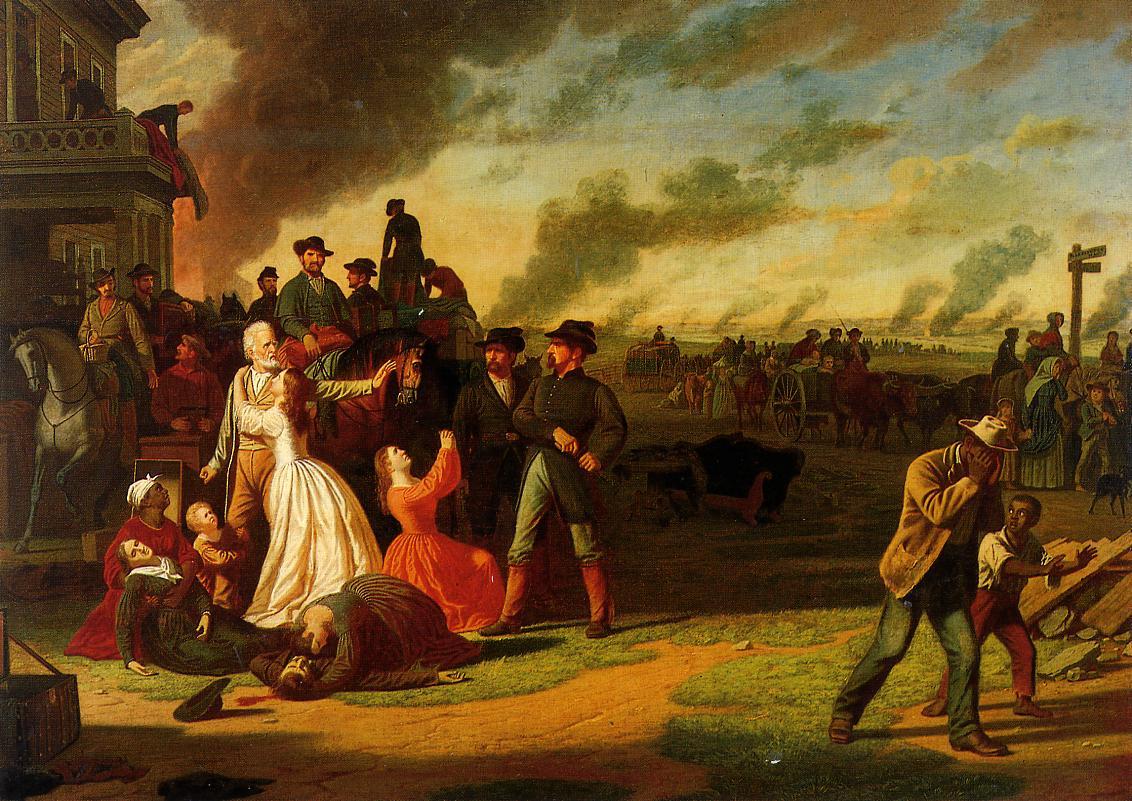 Unknown 1865-1870   George Caleb Bingham   Oil Painting