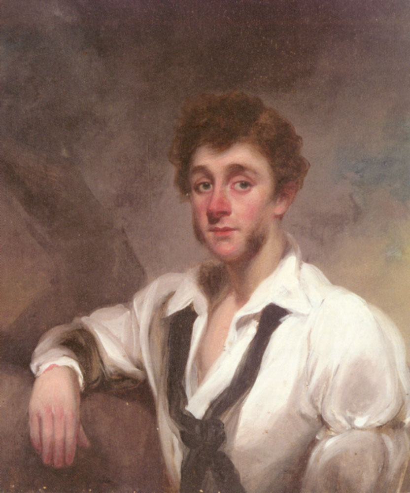 Portrait Of A Gentleman | George Chinnery | Oil Painting