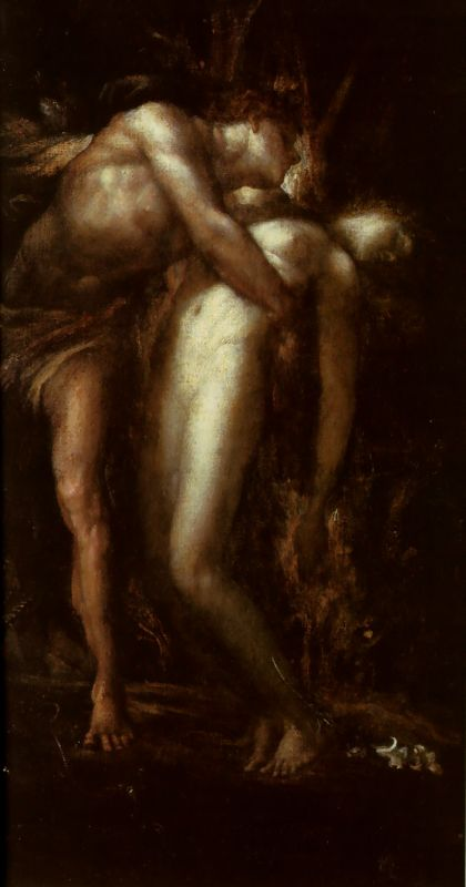 Painting Name Unknown | George Frederick Watts | Oil Painting