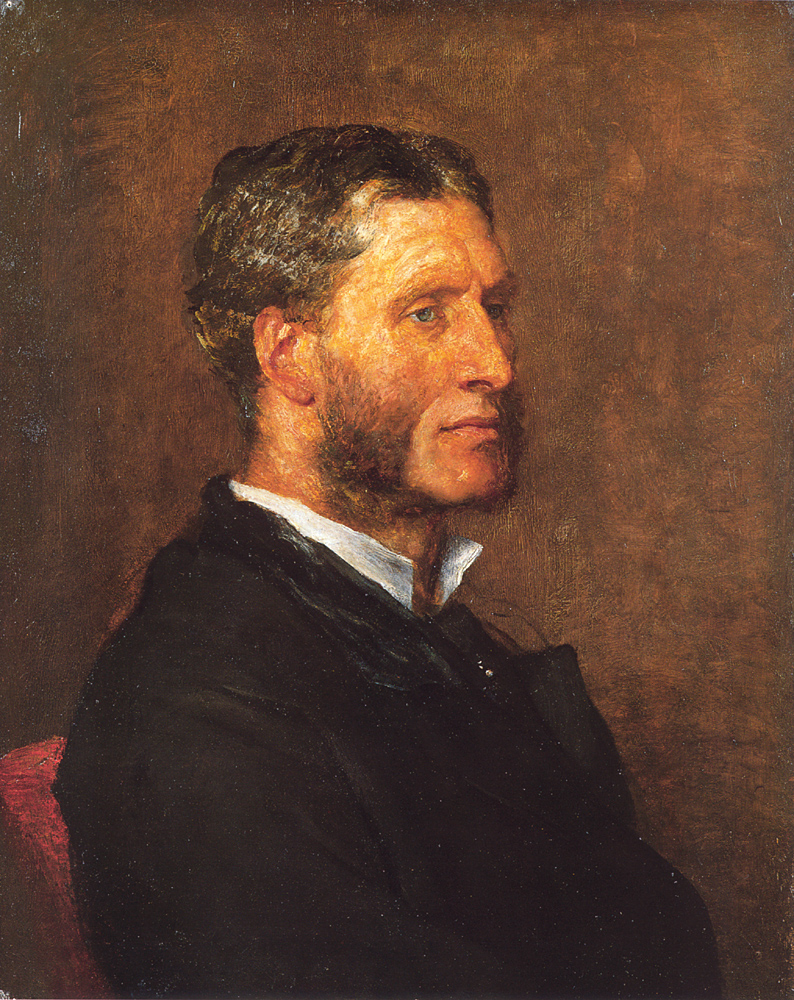 Matthew Arnold | George Frederick Watts | Oil Painting