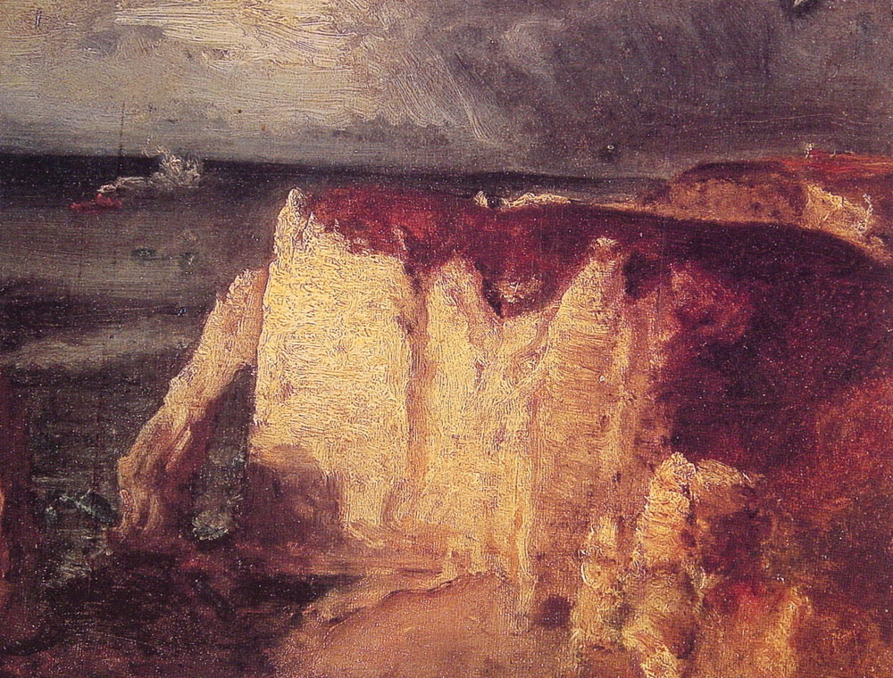 Etretat | George Innes | Oil Painting