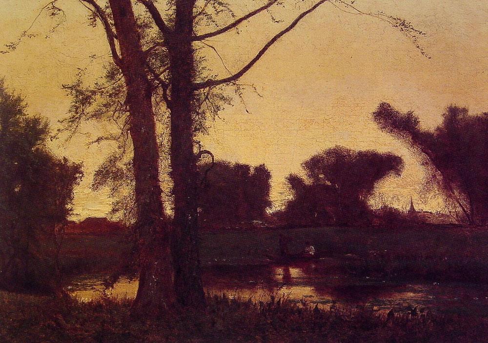 Sunset2 | George Innes | Oil Painting