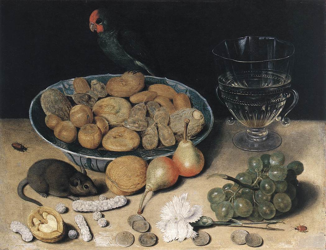 Dessert Still Life | George Flegel | Oil Painting
