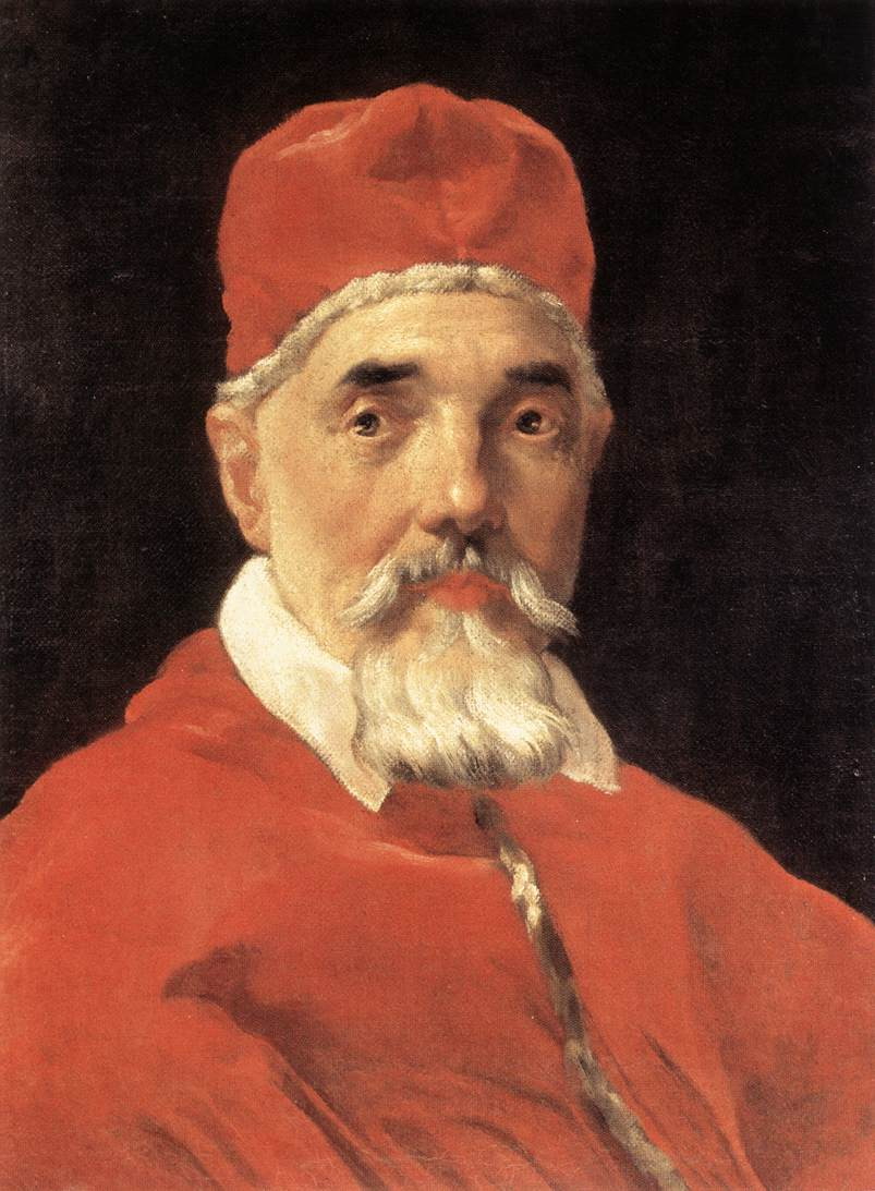 Pope Urban VIII1632 | Gian Lorenzo Bernini | Oil Painting
