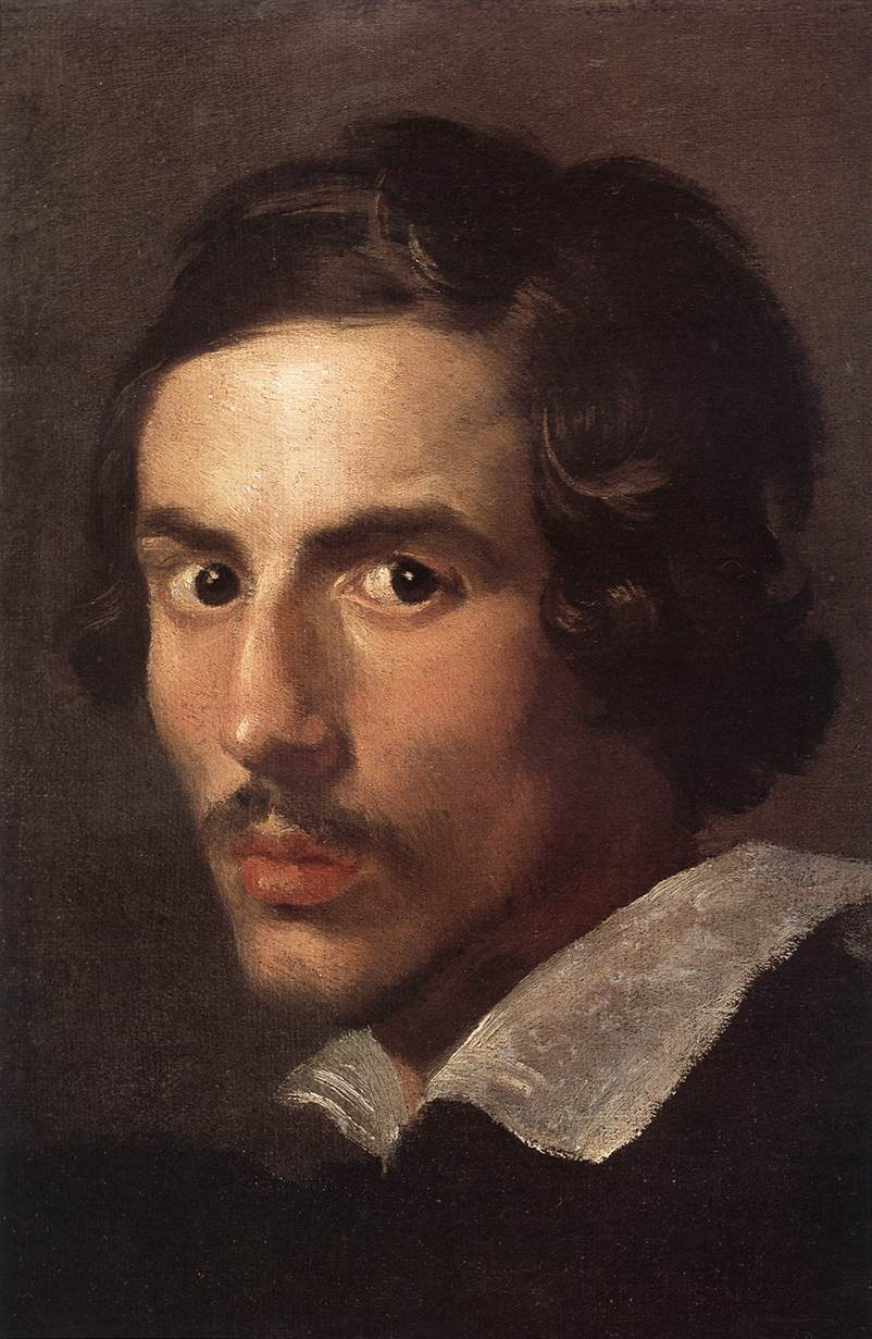 Self-Portrait As A Young Man C1623 | Gian Lorenzo Bernini | Oil Painting