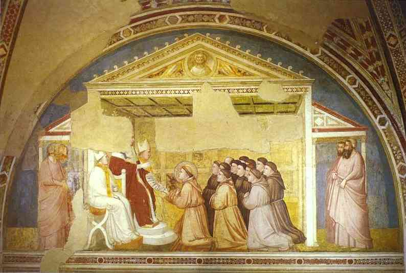 Confirmation Of The Rule 1319-28 | Giotto | Oil Painting