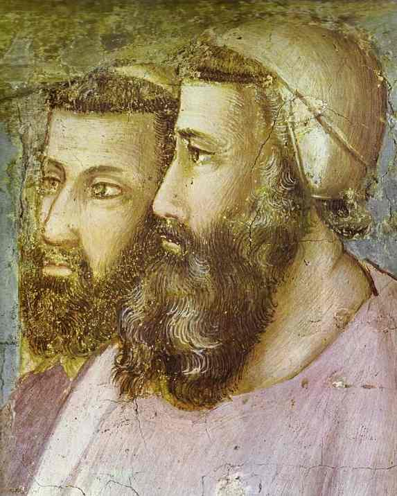 Confirmation Of The Rule Detail 1320s | Giotto | Oil Painting