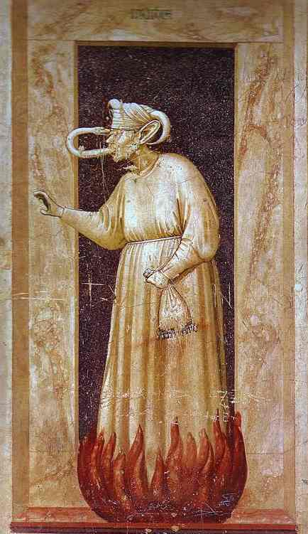 Envy 1302-1305 | Giotto | Oil Painting