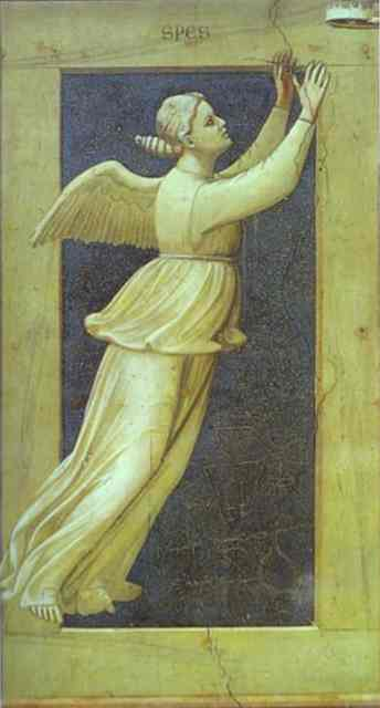 Hope 1302-1305 | Giotto | Oil Painting
