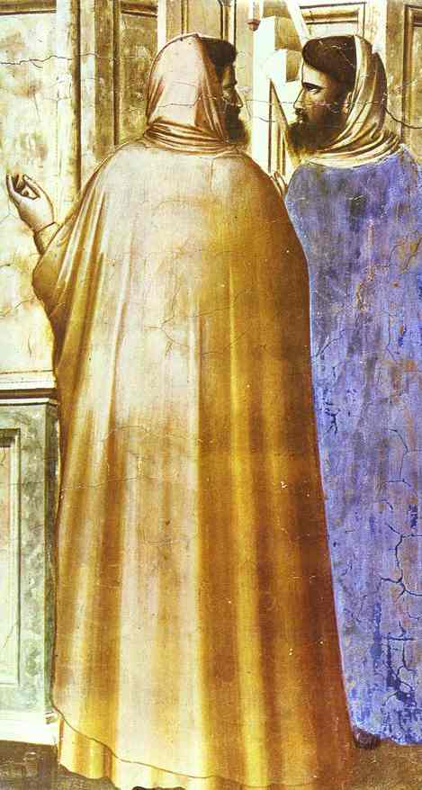 Presentation At The Temple Detail 1302-1305 | Giotto | Oil Painting