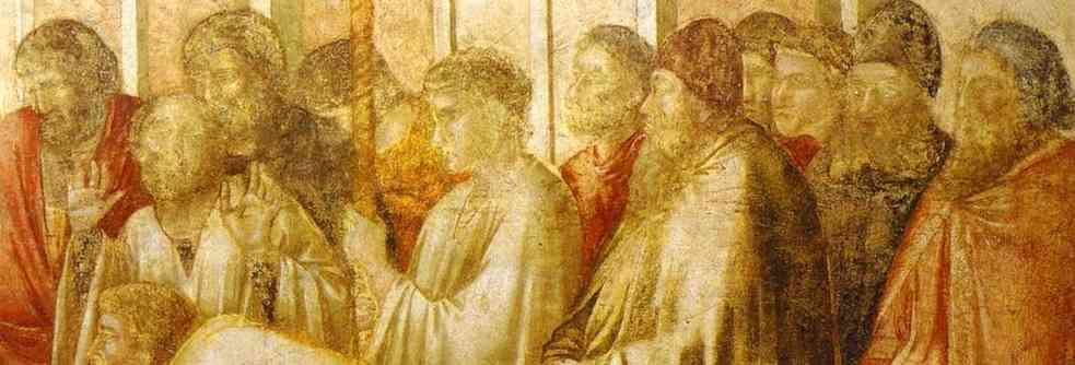 Raising Of Drusiana Detail 1313 14 | Giotto | Oil Painting