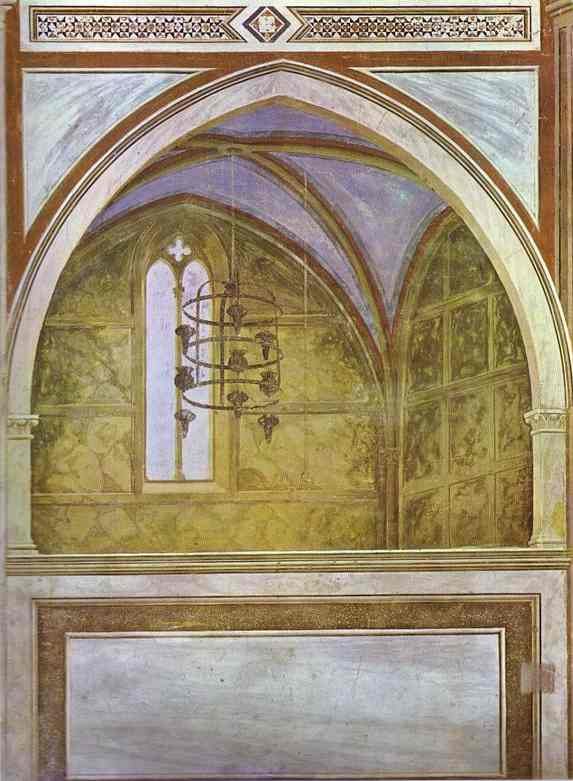 The Coretti (The Secret Chapels) 1304-1306 | Giotto | Oil Painting
