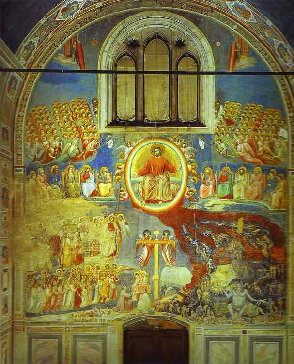 The Last Judgement 1304-1306 | Giotto | Oil Painting
