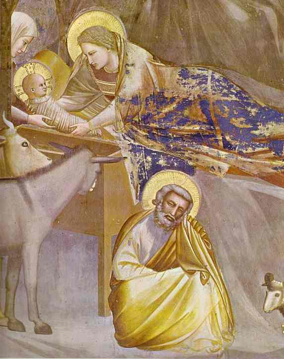 The Nativity 1304-1306 | Giotto | Oil Painting