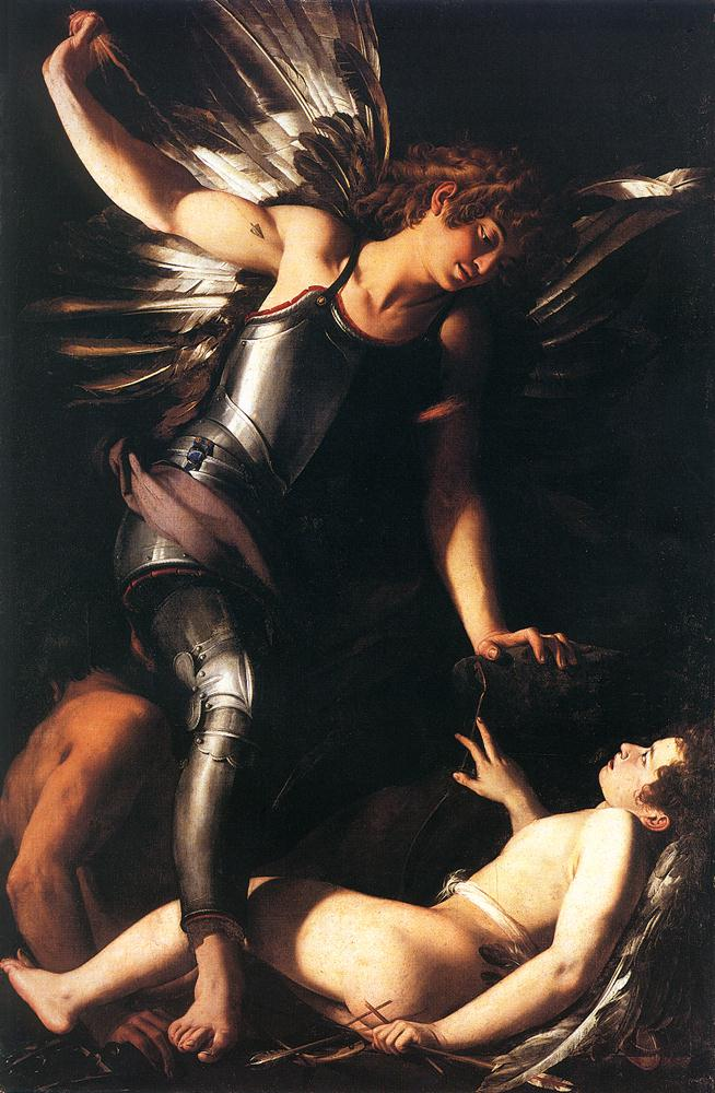 Heavenly Love And Earthly Love 1602-03 | Giovanni Baglione | Oil Painting