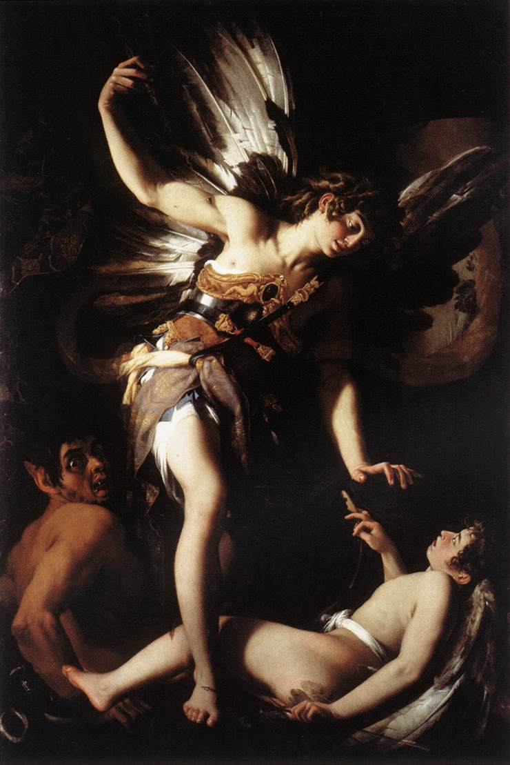 Sacred And Profane Love 1602 | Giovanni Baglione | Oil Painting