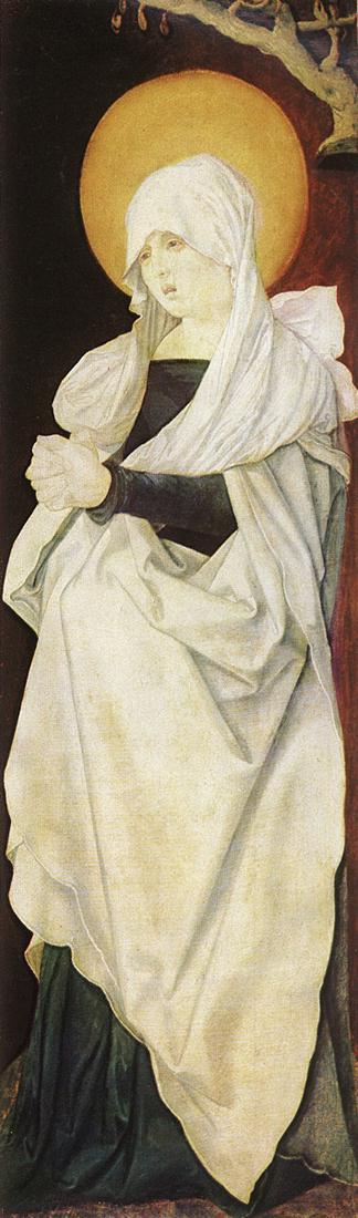 Mater Dolorosa 1516 | Grien Hans Baldung | Oil Painting
