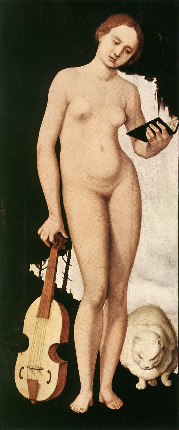 Music 1529 | Grien Hans Baldung | Oil Painting