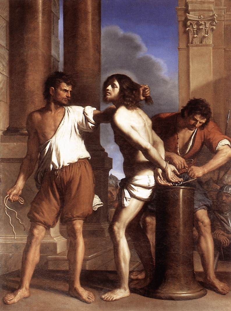 The Entombment Of Christ 1657 | Guercino | Oil Painting