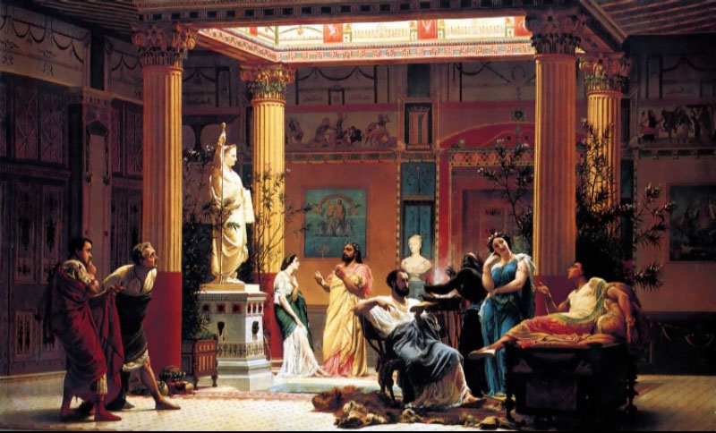 Concert | Gustave Boulanger | Oil Painting