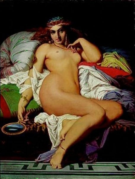 Phyrne | Gustave Boulanger | Oil Painting