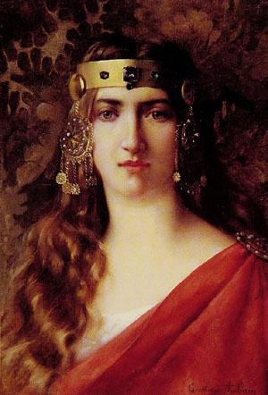 Rebecca | Gustave Henri Aubain | Oil Painting