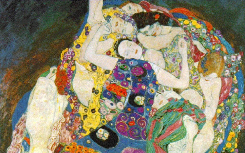 Junge Frau | Gustav Klimt | Oil Painting
