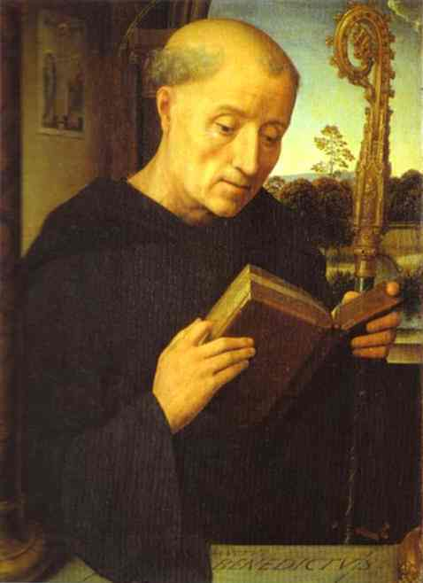Portrait Of Benedetto Di Tommaso Portinari 1487 | Hans Memling | Oil Painting